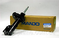 Амортизатор передний левый масляный (MANDO) AVEO (+ABS)