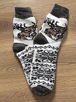 Чоловічі шерстяні шкарпетки Олені