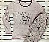 Женский комплект со штанами Bella Secret размер ,XL