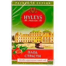 Чай зеленый листовой Hyleys Плод страсти 100 г