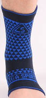 Голеностоп эластичный  LIGA SPORT  пара синий