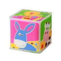 Развивающий куб BabyOno 895 (Домашние животные)