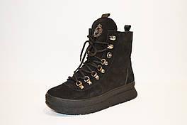 Ботинки зимние с мехом Selesta
