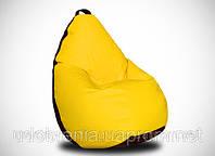 """Кресло """"Груша"""" из кожзама, 100х60 см, Киев"""