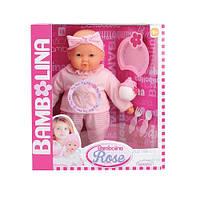 Розмовляюча лялька Bambolina Роза