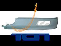 Спойлер левый с отверстием MB AXOR 2 2004> T405010 ТСП
