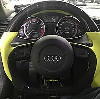 Руль Audi R8 GT TTS TTRS RS3 RS6 carbon, фото 1