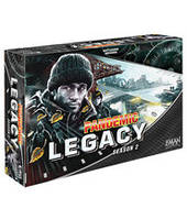 Пандемия: Наследие Сезон 2 (англ) (Pandemic Legacy Season 2 (eng)) настольная игра