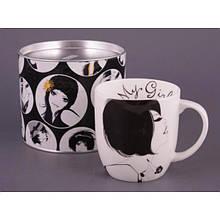 Чашка Lefard Жаклин 350 мл в подарочной упаковке Арт. 88-300