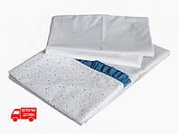 Змінна постіль Twins Premium P-024 Starlet синій