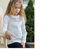 Блуза трикотажная, гольф в школу Suzie Самира р 146,152 акция