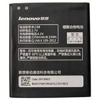 Аккумулятор BL198 2250 mAh Оригинал Lenovo A860E S890 A850 A830 K860 S880i A678T