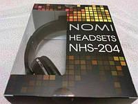 Наушники 20-20000Гц NOMI 204