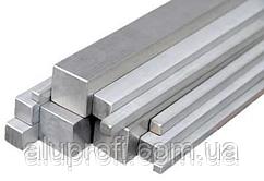 Квадрат алюминиевый 10х10мм АД31Т