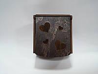 Футляр деревянный