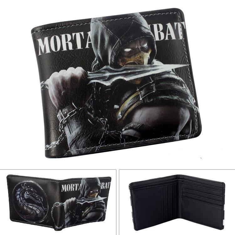 Кошелек  Мортал Комбат Mortal Kombat