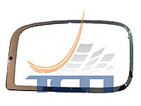 Рамка фары левая (хром) MB AXOR 2 2004> T405052 ТСП