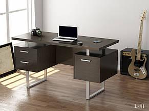 Стол письменный в стиле лофт  L-81 Loft Design, фото 2