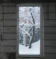 Одностворчатое «глухое» окно Киев, фото 1