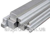 Квадрат алюминиевый 80х80мм Д16
