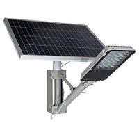 Автономна сонячна освітлювальна система LED-NGS-24 50W 5300K 5000LM IP65
