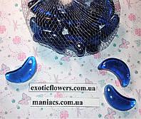 Декоративный стеклянный камень, Месяц