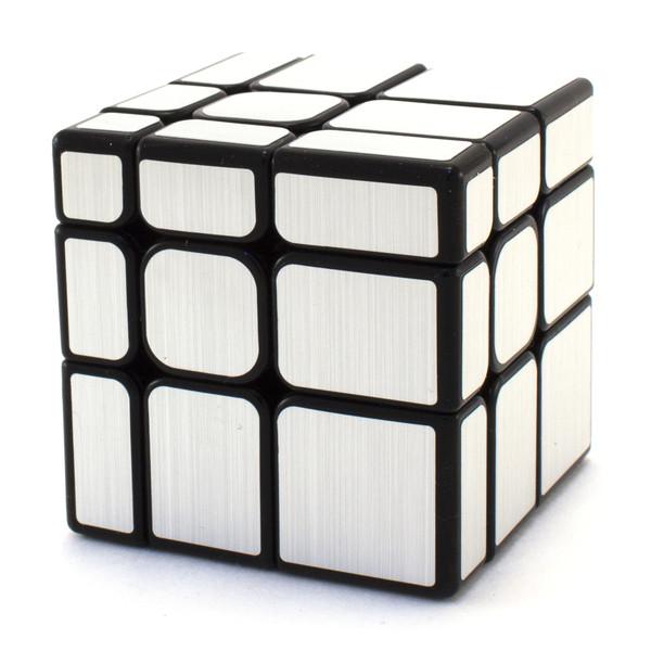 Зеркальный кубик Рубика MoYu 3x3 (Серебро)