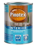 Декоративная пропитка для интерьеров Pinotex Interior (Пинотекс Интериор) 1л.