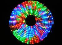 Дюралайт Светодиодный Круглый LED Мульти 10 м am