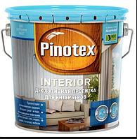 Декоративная пропитка для интерьеров Pinotex Interior (Пинотекс Интериор) 3л.