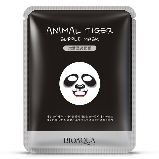 BIOAQUA Animal Panda Tender Mask