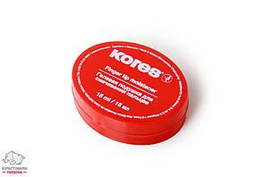 Подушка для смачивания пальцев Kores гелевая 15 мл Арт. K32616