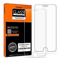 Защитное стекло для iPhone 8 Screen Protector GLAS.tR SLIM HD (2шт), фото 1