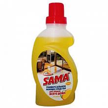 Моющее средство для уборки Сама Лимон 750 мл универсальное