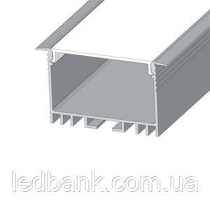 LED профиль ЛСВ40 для светодиодной ленты