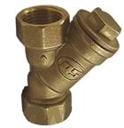 Фильтр Premium для воды Ду20мм латунный