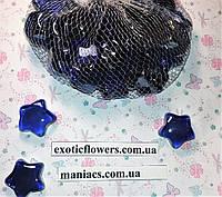 Декоративный стеклянный камень, Звезды, фото 1