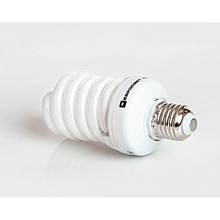 Лампа люминесцентная энергосберегающая Евросвет 13 Вт Е27 4200 К нейтральное свечение Арт. FS-13-4200-27