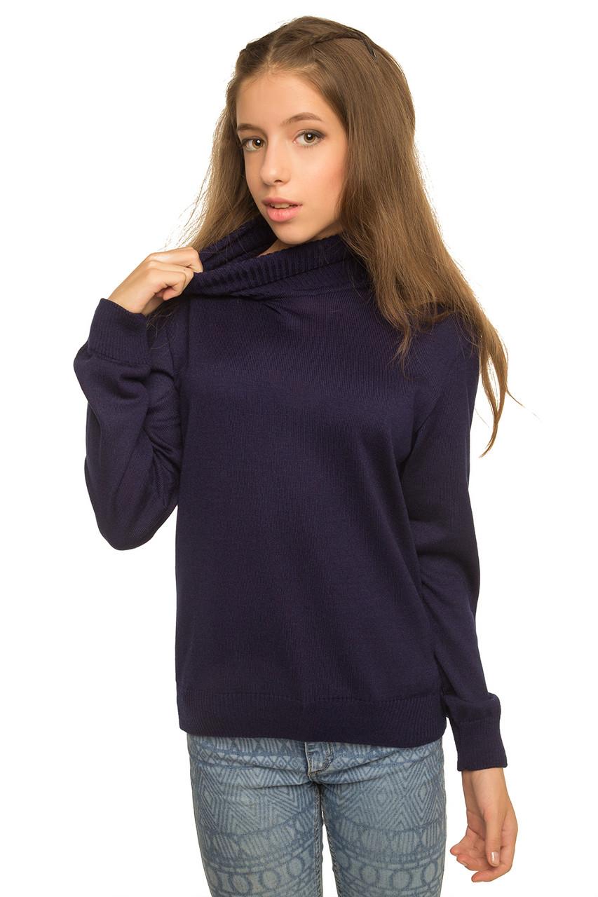 Гольф свитер для девочки.