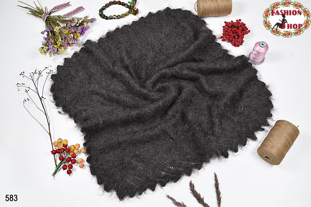 Оренбургский пуховый платок Изабелла 100см