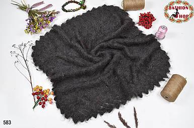 Оренбургский пуховый платок Изабелла