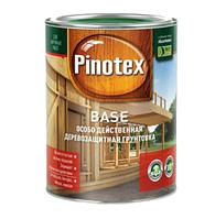Бесцветная деревозащитная грунтовка PINOTEX BASE (1л.)