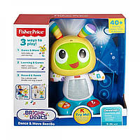 Интерактивная игрушка Fisher-Price Робот Бибо (DJX26)