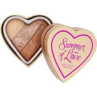 Бронзер  Makeup Revolution Hot summer of love