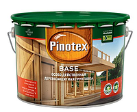 Бесцветная деревозащитная грунтовка PINOTEX BASE (10л.), фото 1