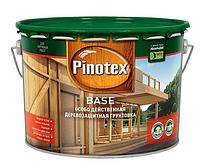 Бесцветная деревозащитная грунтовка PINOTEX BASE (10л.)