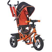 Велосипед детский трехколесный Azimut Lamborghini L2 Air Orange