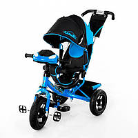 Велосипед детский трехколесный Baby Tilly Camaro T-362 Blue