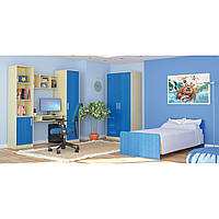 Детская комната Мебель-Сервис Детская Симба комната