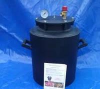 Автоклав для домашнего консервирования Мини на 10 банок (0,5л) 5 банок (1л)
